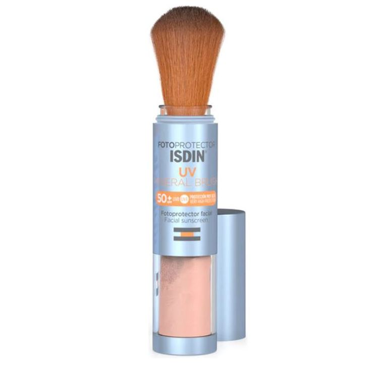isdin fotoprotector uv mineral brush spf50+ protector facial