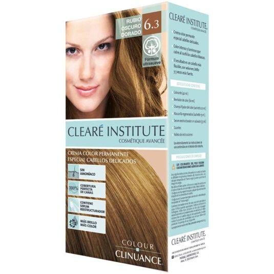 colour clinuance tinte cabellos delicados 6.3 rubio oscuro dorado