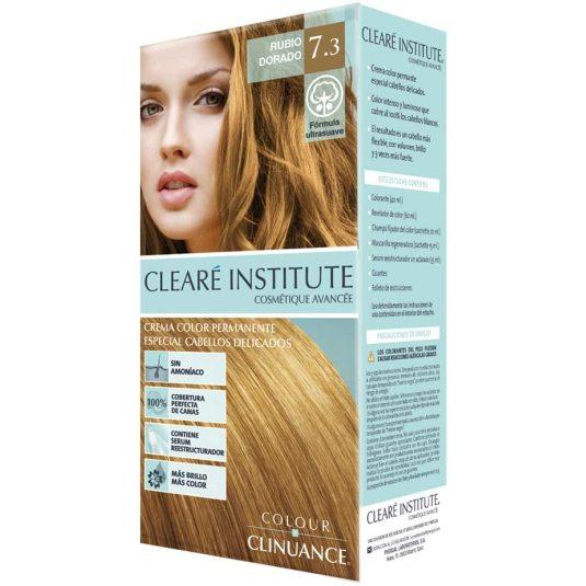 colour clinuance tinte cabellos delicados 7.3 rubio dorado