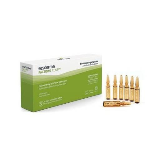 sesderna factor g ampollas bioestimulante 7x11ml