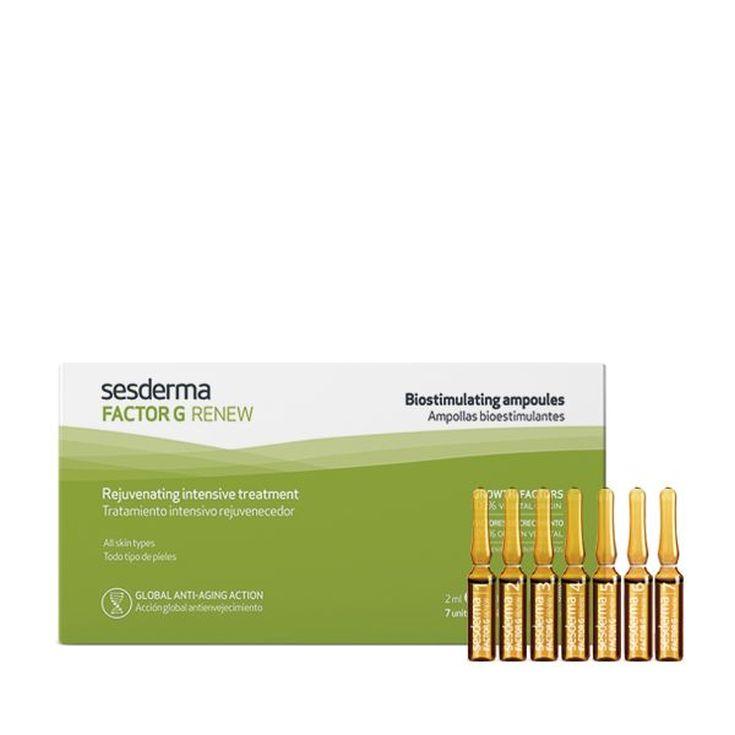 sesderma factor g renew rejuvenating intensive treatment ampollas de tratamiento intensivo antiedad 7x1,5ml
