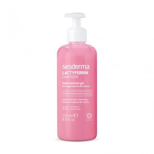 sesderma gel higienizante de manos lactyferrin