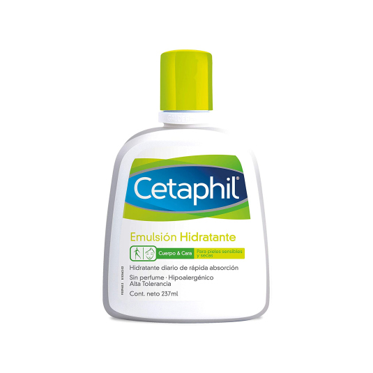 cetaphil emulsion hidratante 237ml