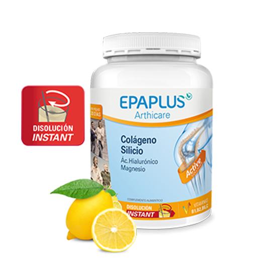 epaplus arthicare colageno + silicio limon