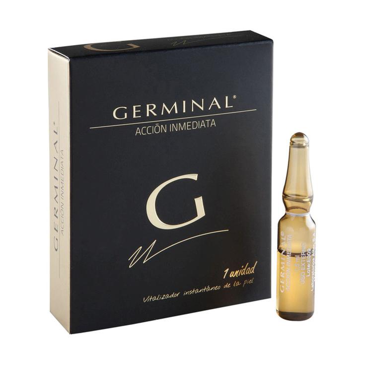 germinal accion inmediata efecto flash 1 ampolla