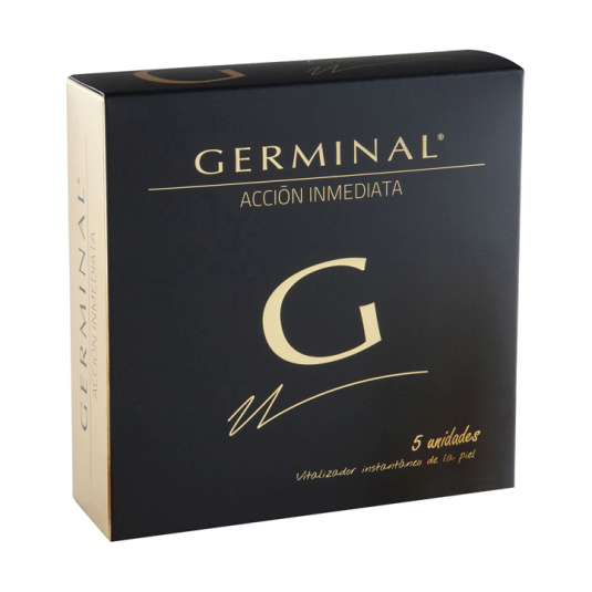 germinal accion inmediata efecto flash 5 ampollas