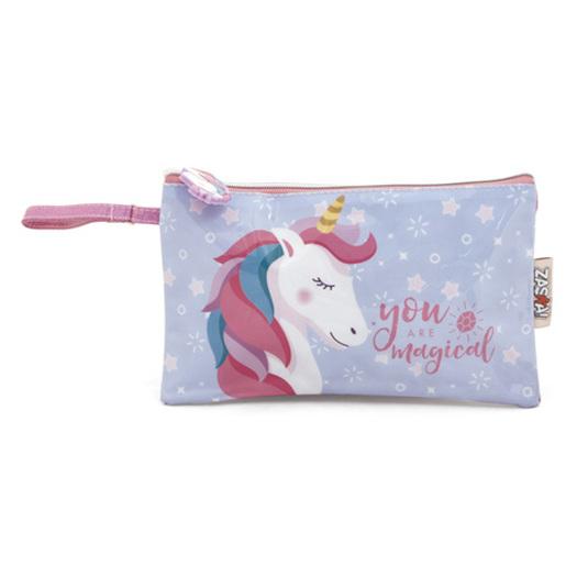 neceser unicornio 24x14 cm