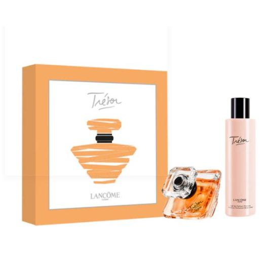 lancome tresor eau de parfum 100ml cofre regalo 2 piezas