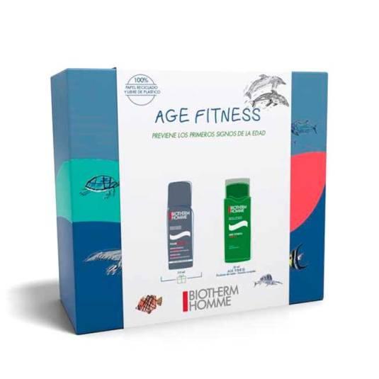 biotherm homme age fitness advanced set 2 piezas