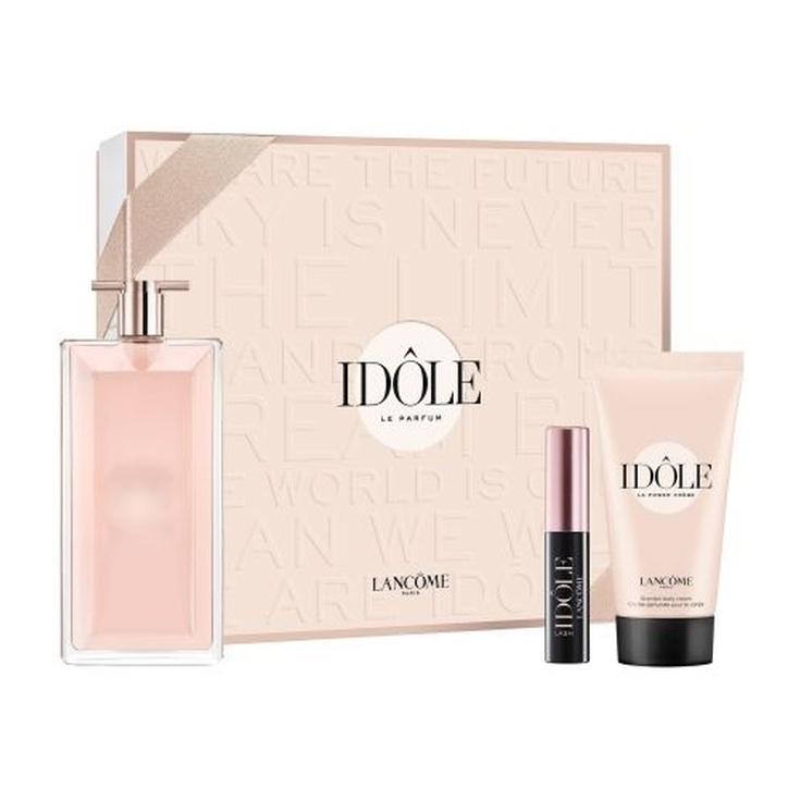 lancome idôle eau de parfum cofre 3 piezas