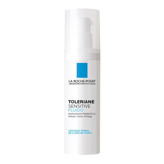 la roche-posay toleriane sensitive fluido hidratante prebiotico 40ml