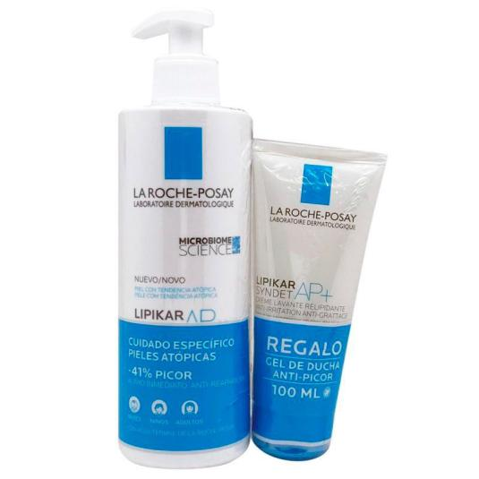 la roche posay lipikar baume ap+m 400ml + regalo gel ducha antipicor 100ml