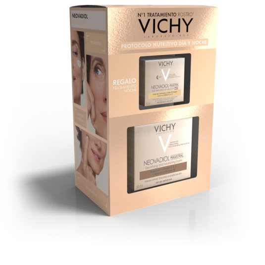 vichy neovadiol magistral dia 50ml piel seca set 2 piezas