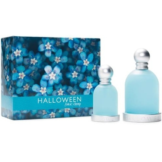 HALLOWEEN BLUE DROP EAU DE TOILETTE COFRE 2 PIEZAS
