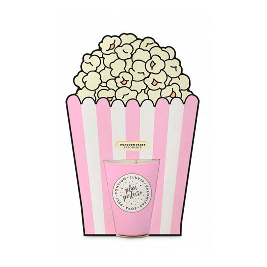 seal aromas vela decorativa popcorn party