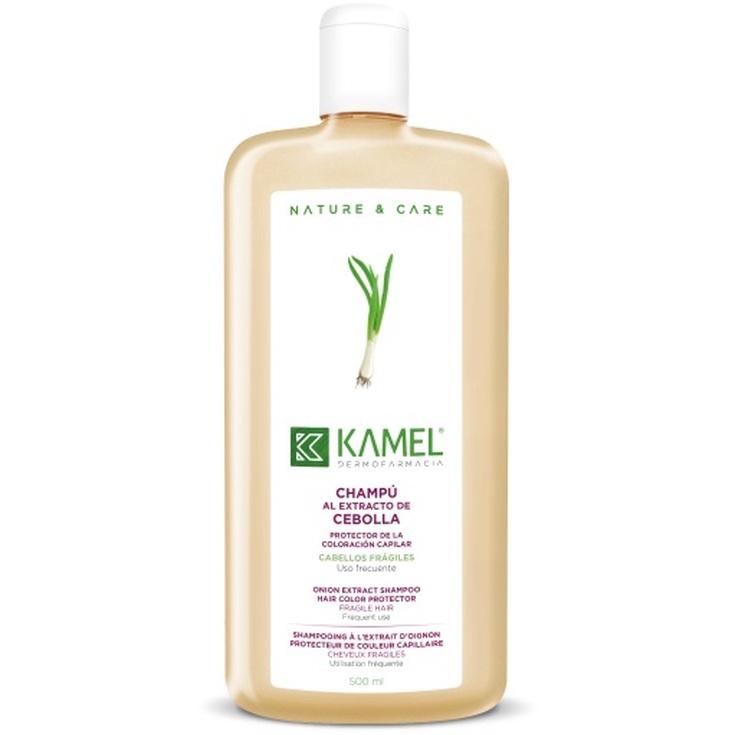 kamel champu extracto de cebolla 500ml