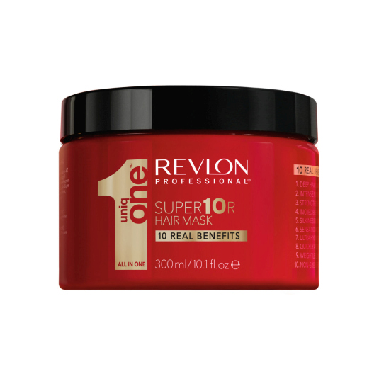 revlon pro uniq one super mascarilla capilar 300ml