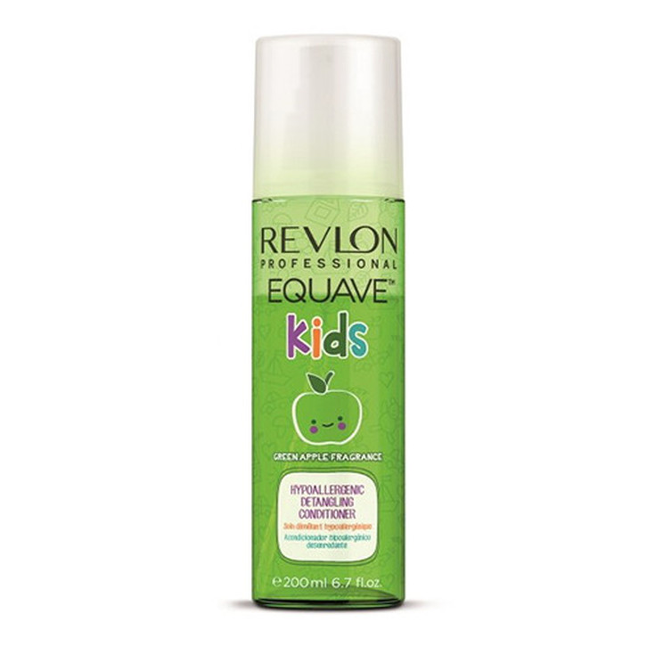 revlon pro equave kids green apple acondicionador hipoalergénico 200ml