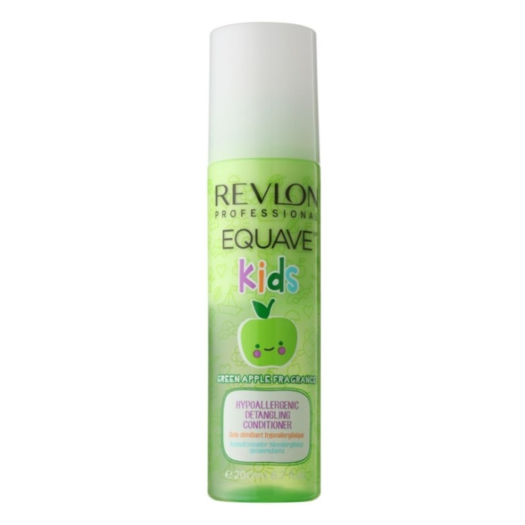 revlon equave kids green apple acondicionador para niños 200ml