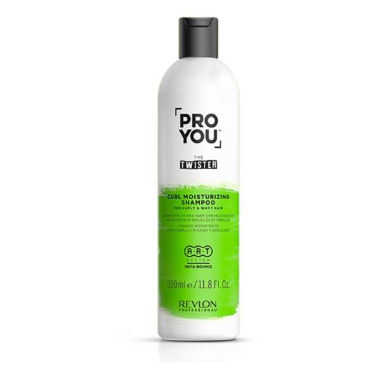 revlon proyou the twister curl moisture champu hidratante rizos 350ml