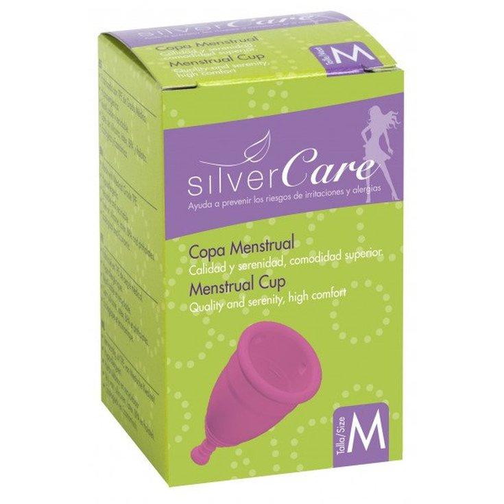 silvercare copa menstrual
