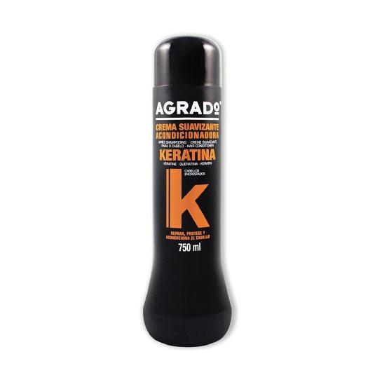 agrado acondicionador keratina 750ml