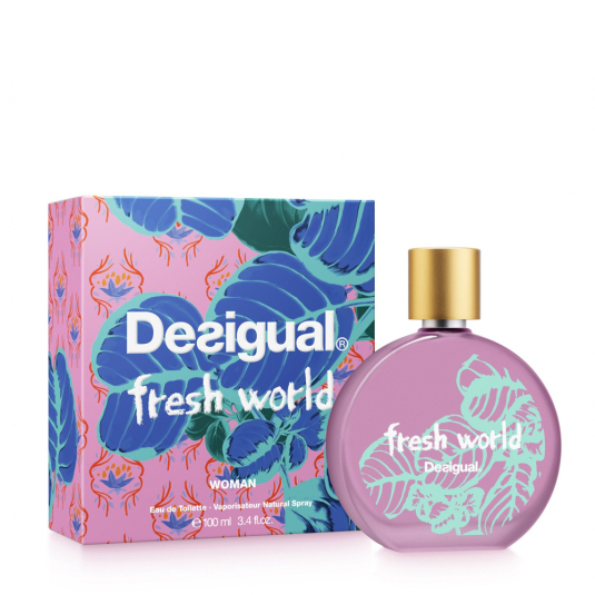 desigual fresh world eau de toilete