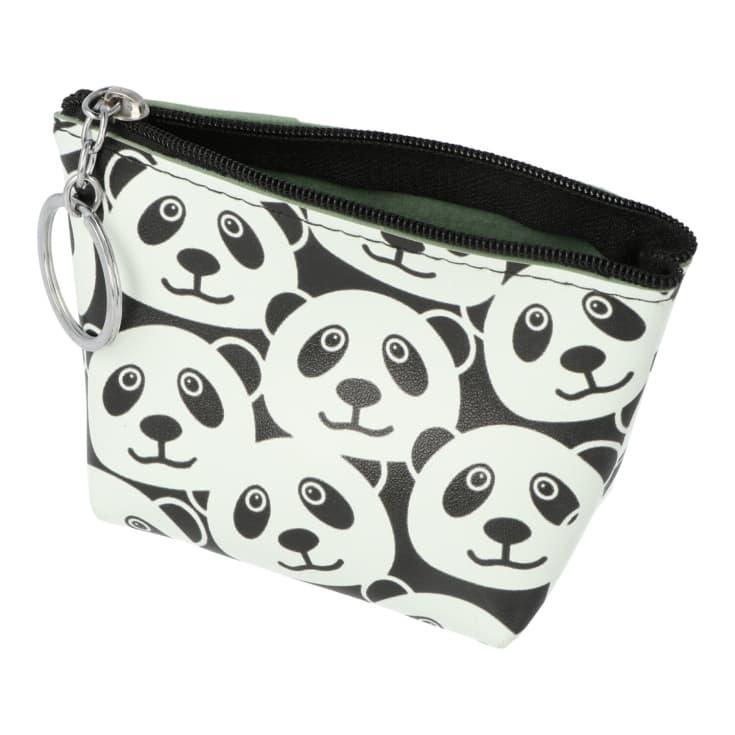 monedero llavero infantil panda 11x5x8x6ccm