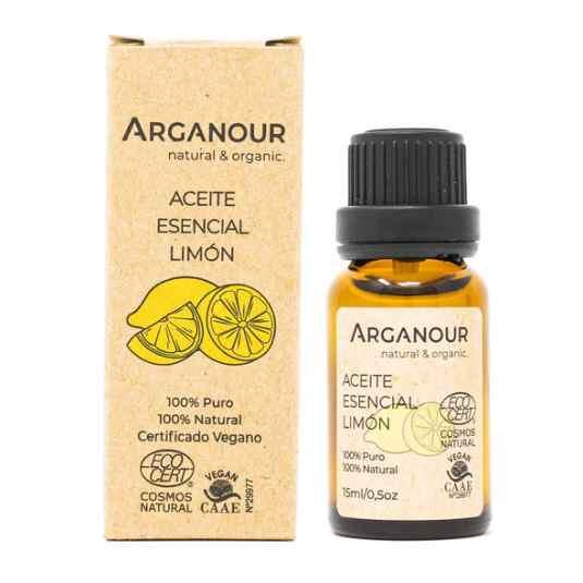 arganour aceite esencial de limon 15ml