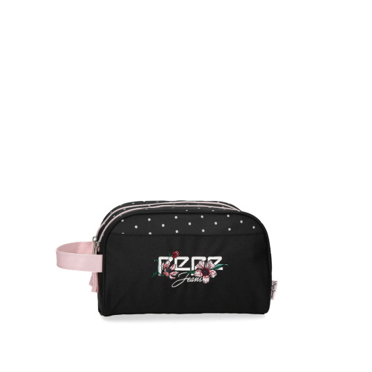 pepe jeans armade neceser doble compartimento 26x16x12cm