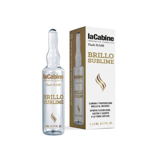 lacabine flash air ampollas brillo sublime 1x5ml