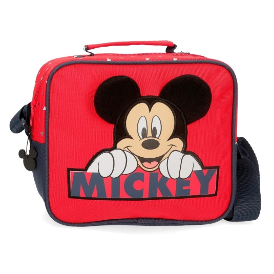 neceser adaptable mickey happy con bandolera