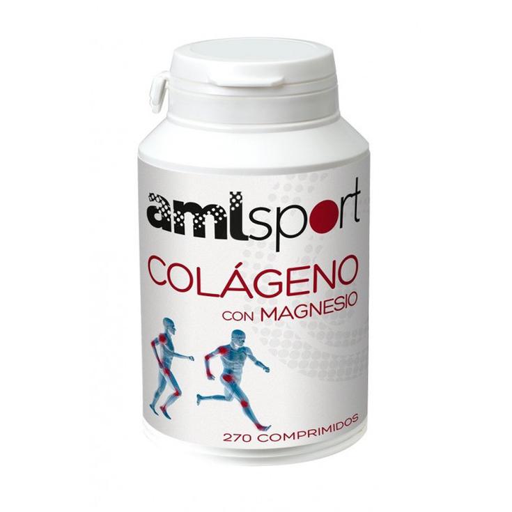 lajusticia amlsport colageno con magnesio 270 comprimidos