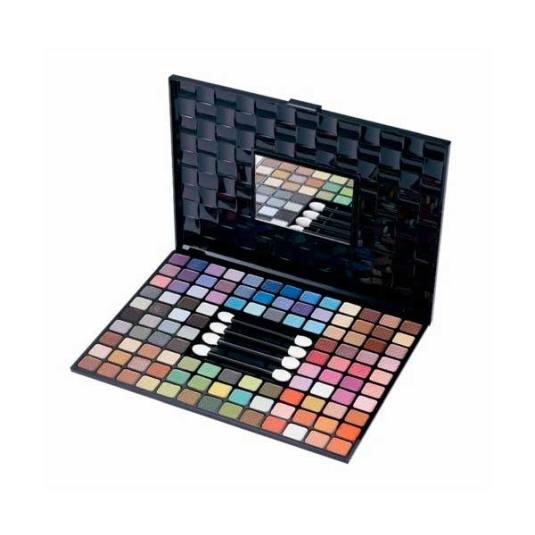 mya mega paleta de sombras de ojos 110 tonos
