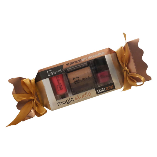 IDC SET DE MAQUILLAJE MAGIC STUDIO DELICIOUS ESSENTIAL