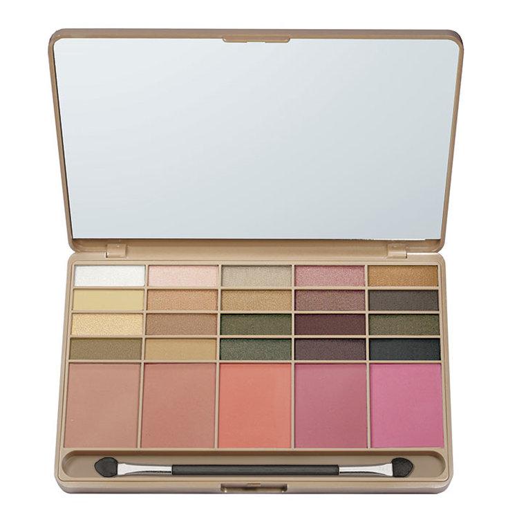 idc set de maquillaje sombras y coloretes