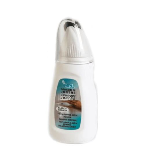 mpl coloreante juntas blanco 125ml