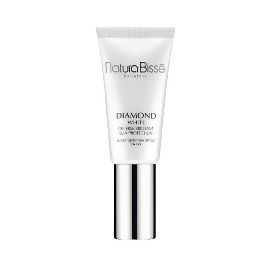natura bisse diamond white spf 50 pa+++ oil-free brilliant sun protection 30ml