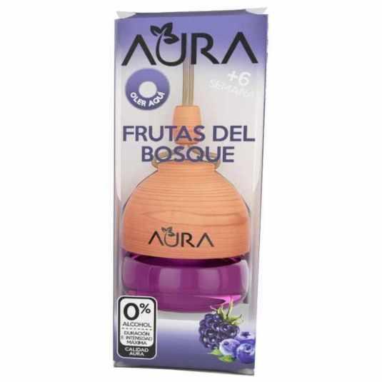 cristalinas aura étnico ambientador coche coche frutas 5 ml