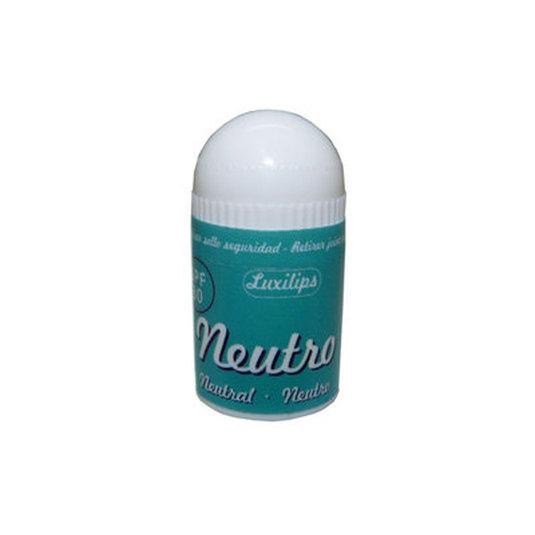 luxilips neutral bálsamo labial spf30 mini