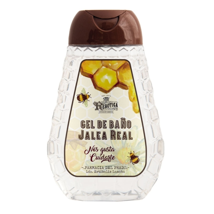 mi rebotica gel de baño jalea real 250ml