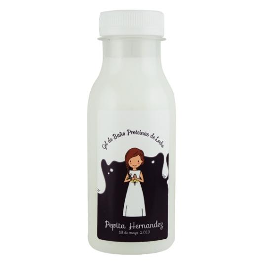 mi rebotica gel de baño proteínas de leche