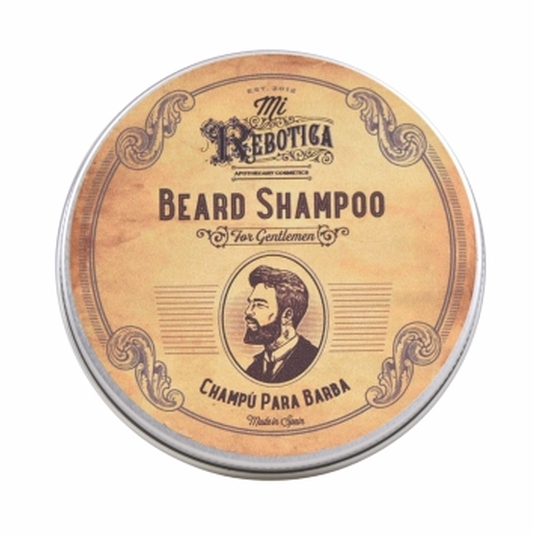 mi rebotica champú barba sólido 75gr.