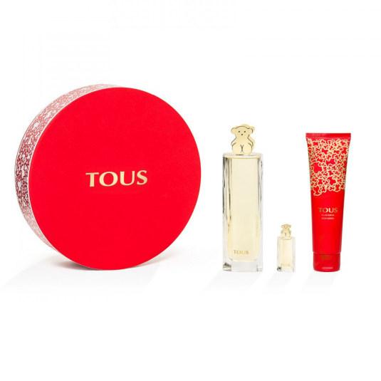 tous mini kaos stripe eau de parfum cofre 3 piezas