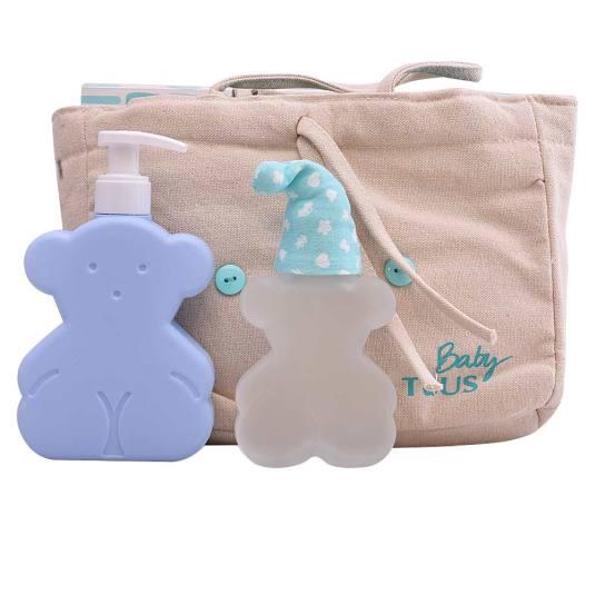 tous baby eau de cologne set 3 piezas bolsa