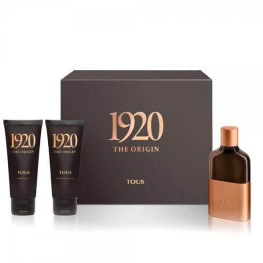 tous 1920 the origin eau de parfum cofre 3 piezas
