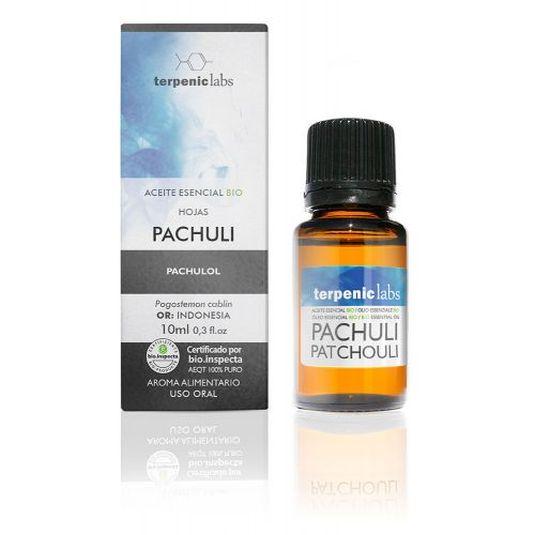 terpenic aceite esencial pachuli bio 10ml