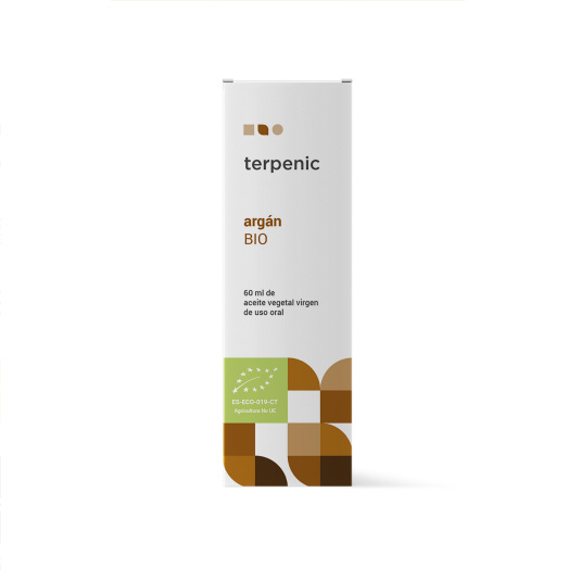 terpenic aceite vegetal argan bio 60ml