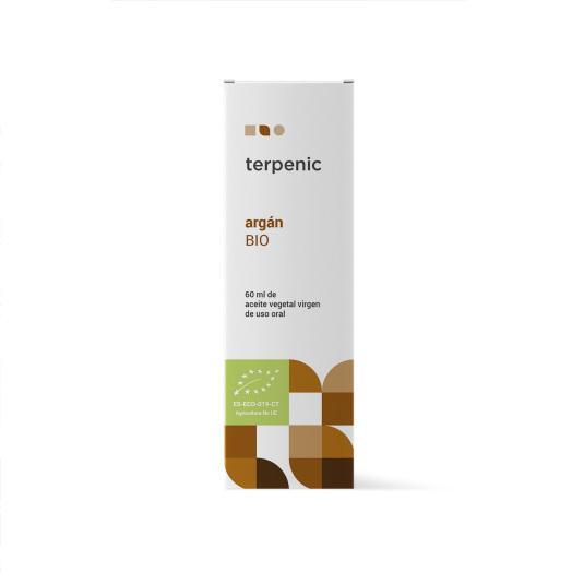 terpenic aceite vegetal argan bio 60ml