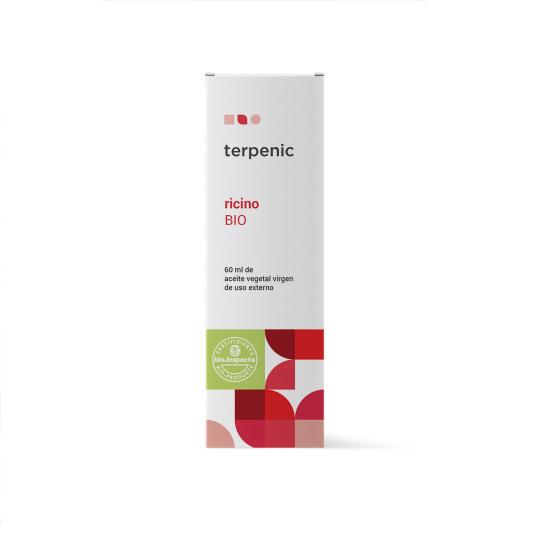 terpenic aceite vegetal ricino bio 60ml